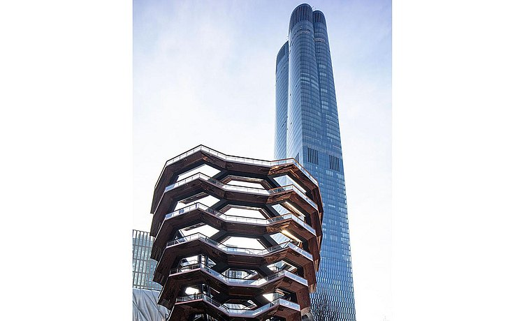 Hudson Yards skyscraper